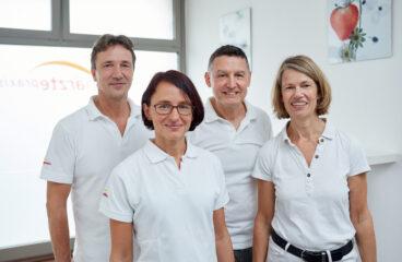 Neu im Team – Frau Weber